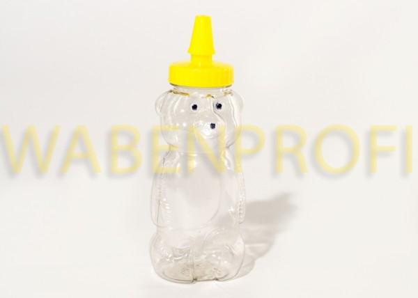 Honigbär PET gelb