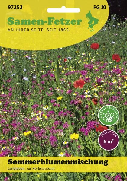 Sommerblumenmischung Landleben