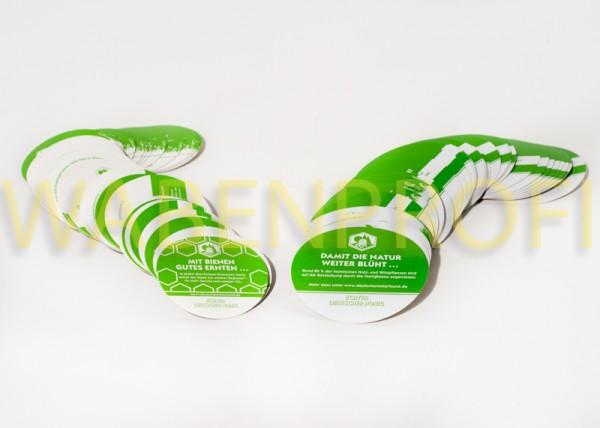Deckeleinlage 500g DIB Glas