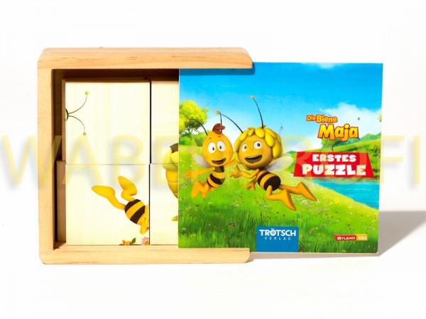 Erstes Puzzle Biene Maja