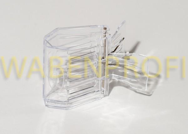 Abfangkäfig Clip transparent