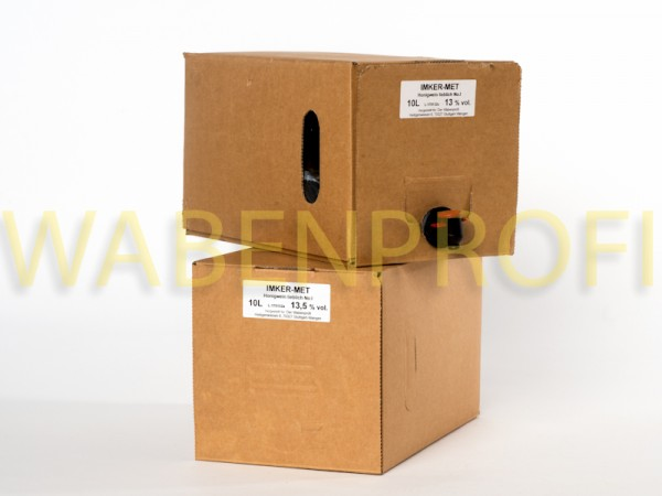 Honigwein-Met 10L lieblich bag in Box