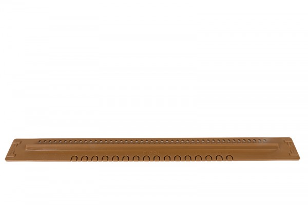 Fluglochschieber Kunststoff Braun für Nicot Boden