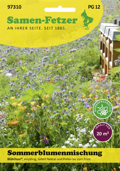 Sommerblumenmischung BlühOase