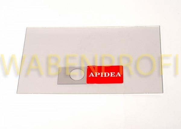 Apidea Klarsichtdeckel mit Klappe