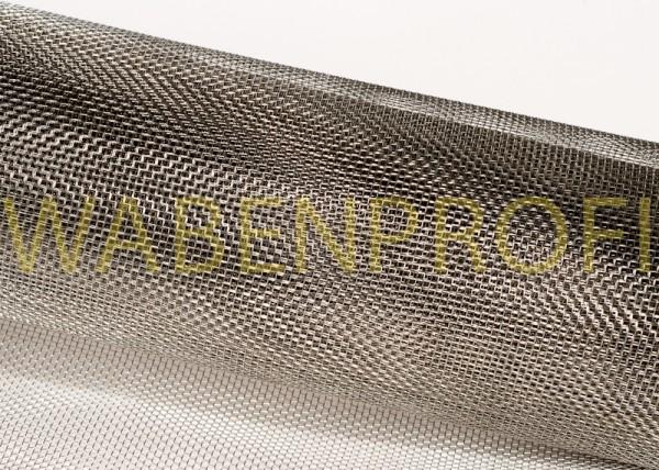 Edelstahldrahtgewebe 2,7mm 2,5mx48,5cm
