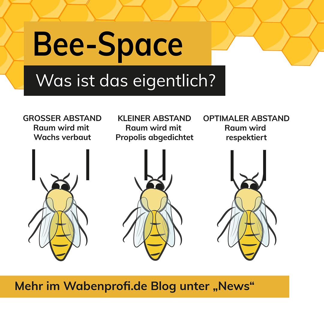 Was ist eigentlich Bee Space ?