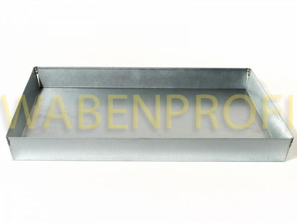 Blechdeckel für Ablegerkästen 55x25,5cm