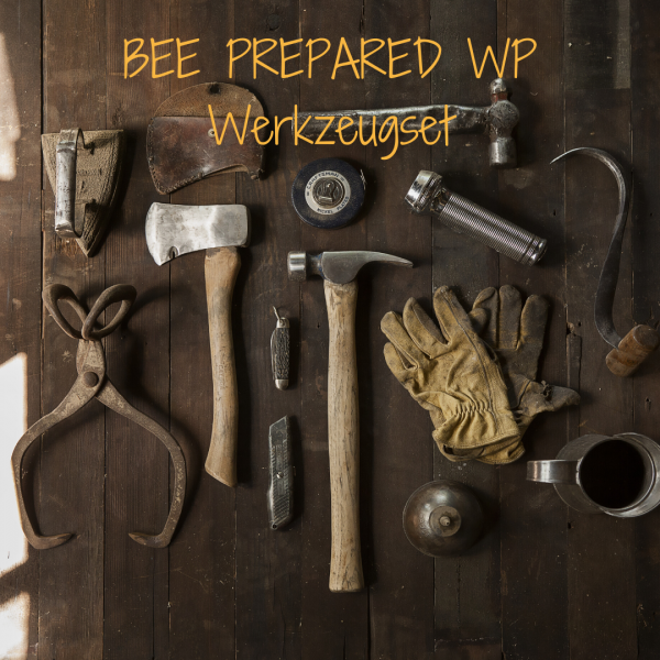 BEE PREPARED WP Werkzeugset